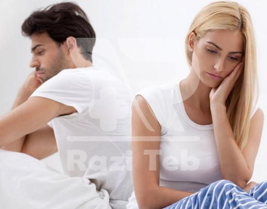 تاثیر سلامت گوارش بر رابطه زناشویی