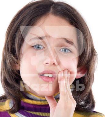 راههای خانگی تسکین دندان درد کودکان