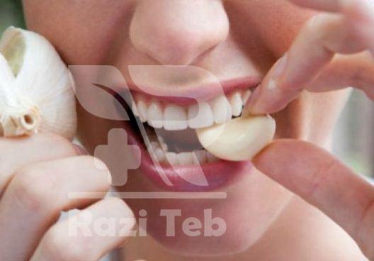 ساده ترین راه درمان دندان درد